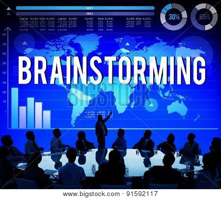 Brainstorming Planning Analysis Planning Strategy Concept