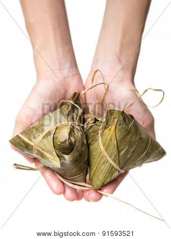 Zongzi - Traditional Dragon Boat Festival Dumpling
