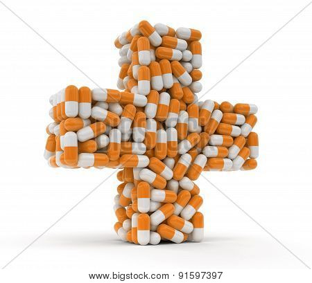 Cross from Pills
