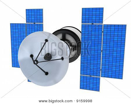 Sputnik Isolated