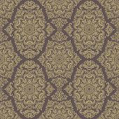 picture of damask  - Damask seamless texture - JPG