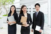 stock photo of mating  - Group of business team mate - JPG