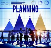 pic of objectives  - Planning Plan Strategy Direction Idea Objective Concept - JPG