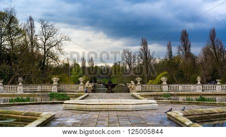 LONDON, UK - APRIL 07 2016