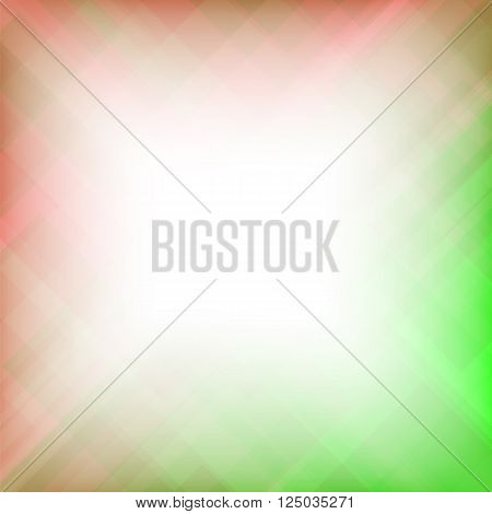 Abstract Elegant Red Green Background. Abstract Green Red Pattern
