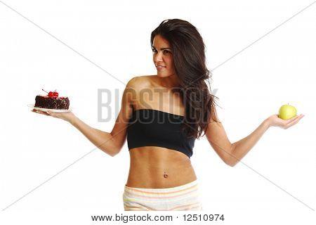 woman choice diet