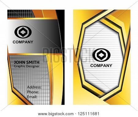 business card template business card template vector design template