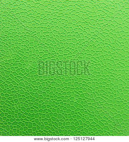 Close Up Of Color Foam Texture