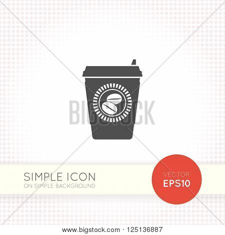 Coffee Icon. Coffee Icon Vector. Coffee Icon Logo. Coffee  Icon Sign. Coffee Icon Flat. Coffee Icon Eps.