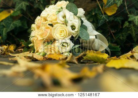 Splendid Wedding Bouquet