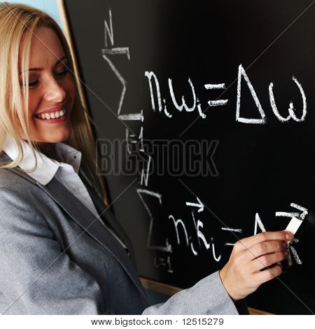 teacher draw condition of phase synchronism