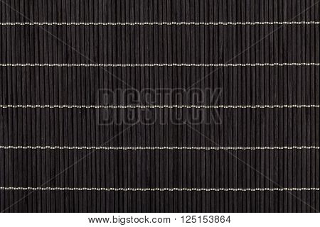 Black Bamboo Texture In High Resolution