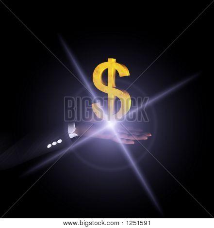 Dollar Hand 54