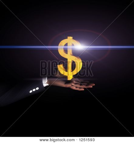 Dollar Hand 65
