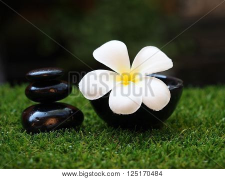 Thai Spa, rock and flower spa, Thailand