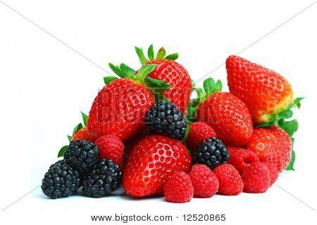 big berry pile
