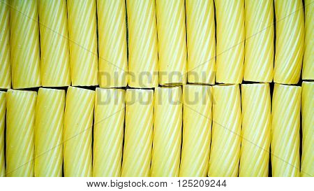 Italian pasta background. raw food. mediterranean cuisine
