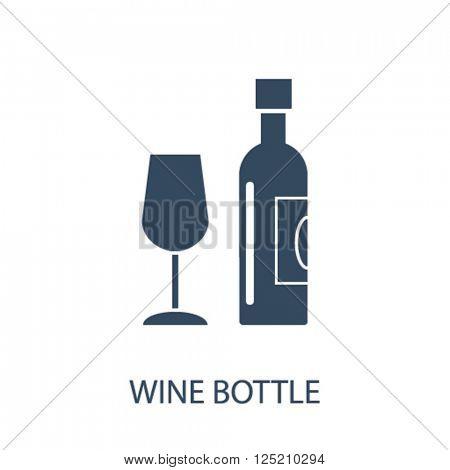 wine botle icon