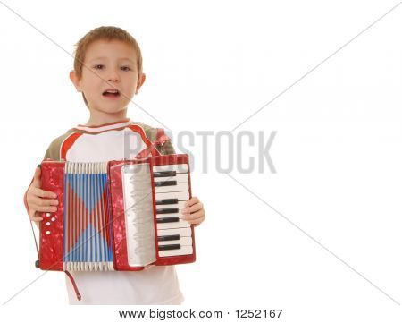 Accordion Boy 28