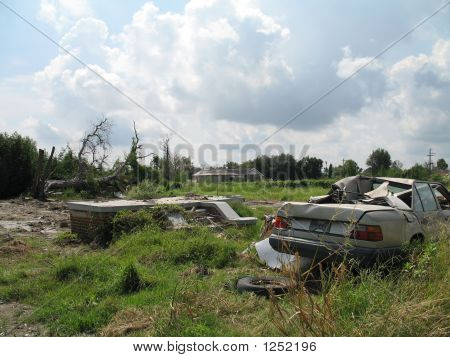 Hurricane Katrina - Lower Ninth Ward