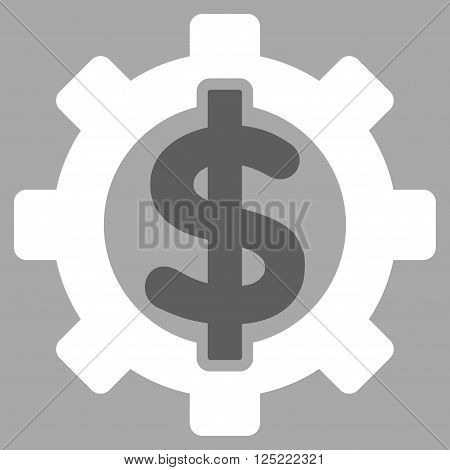 Financial Options vector icon. Financial Options icon symbol. Financial Options icon image. Financial Options icon picture. Financial Options pictogram.