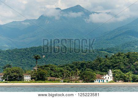 Paraty, state of Rio de Janeiro, Brazil
