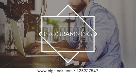 Programming Marketing Implementing Internet Concept