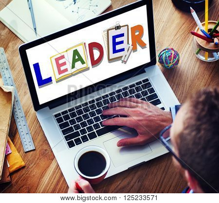 Leader Leadership Skill Authority Influence Concept