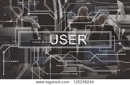 User Member System Usability Identity Password Concept