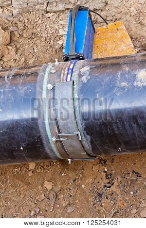 Radiography Of Welded Joints Of Pipelines