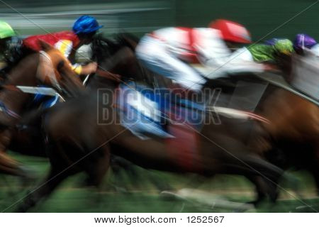 Horse Racing Effects