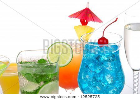 Popular Cocktails Drinks With Alcohol