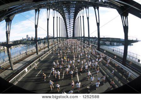 Maratón ejecutar Sydney