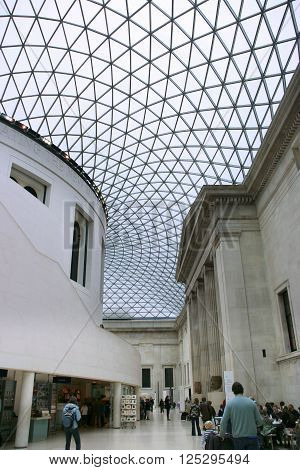 British Museum Visitors