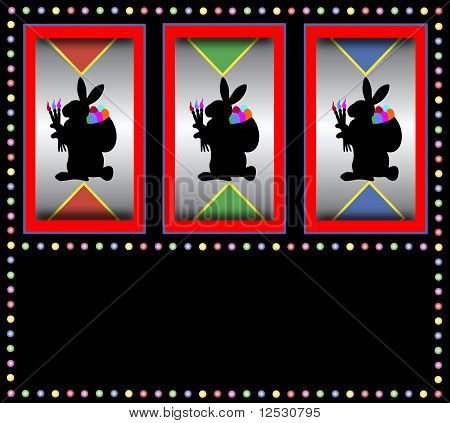 Slotmachine Easter Bunnies
