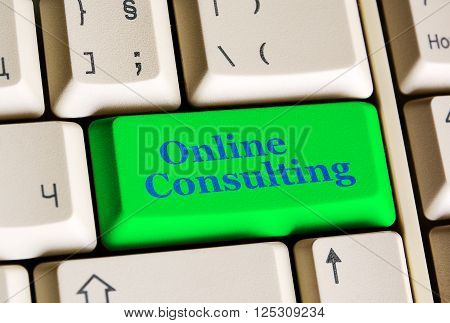 Online Consulting Key