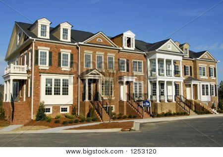 Luxury Townhome Construction