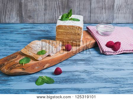 Biscuit Cake Food Photo