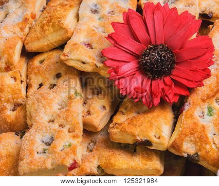 Puff Pastry Cookies