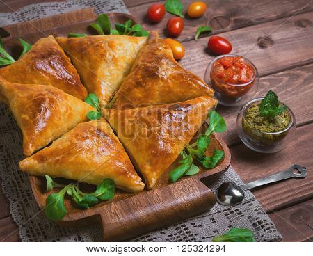 Samosa Food Photo