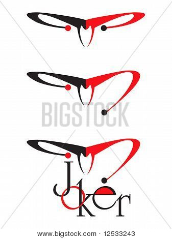 Red And Black Joker