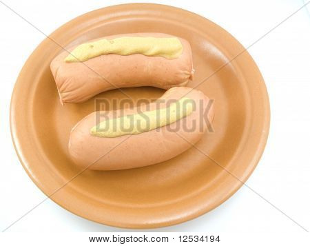 Appetizing Sausages