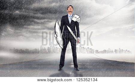 Corporate warrior against open road
