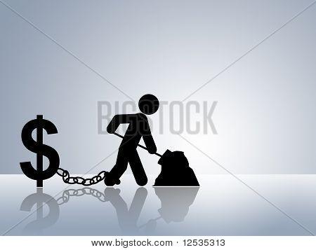 Escravo do dinheiro