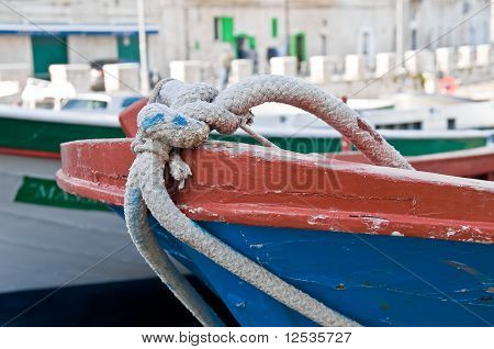 Boating knot.