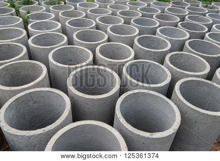 Concrete pipe