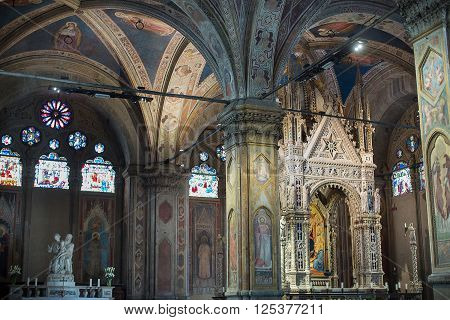 Orsanmichele Church And Museum