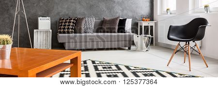 Interior Where Afternoon Relax Turns To Esthetic Pleasure