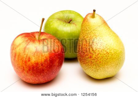 Apples And Pear