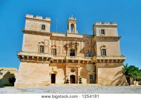 Malta Castle